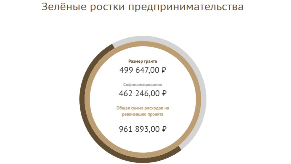 Фонд «Бардым» стал победителем конкурса президентских грантов